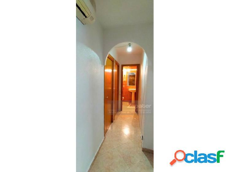 Luminosa planta baja de 2 habitaciones, la Soledad 2
