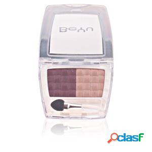 Color passion duo eyeshadow #171-burnt plum-sunset gold