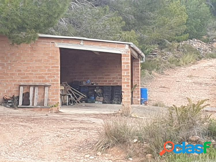 En venta finca rustica de 30,57 ha. en vil-rodona
