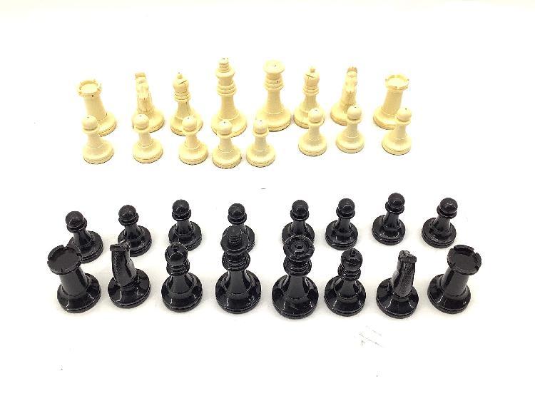 Fichas ajedrez otros 32 fichas