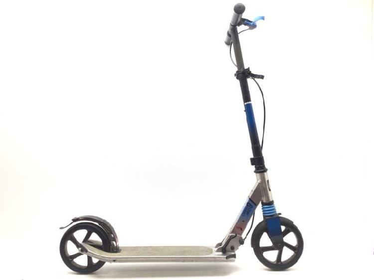 Patinete oxelo scooter mid 9 blue