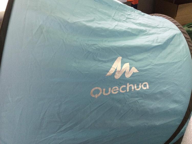 Tienda campaña quechua 2 seconds