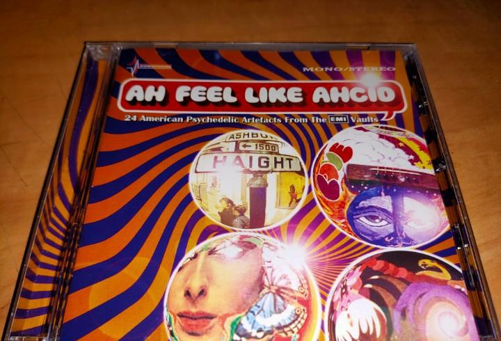 Ah feel like ahcid cd 24 american psychedelic artefacts from