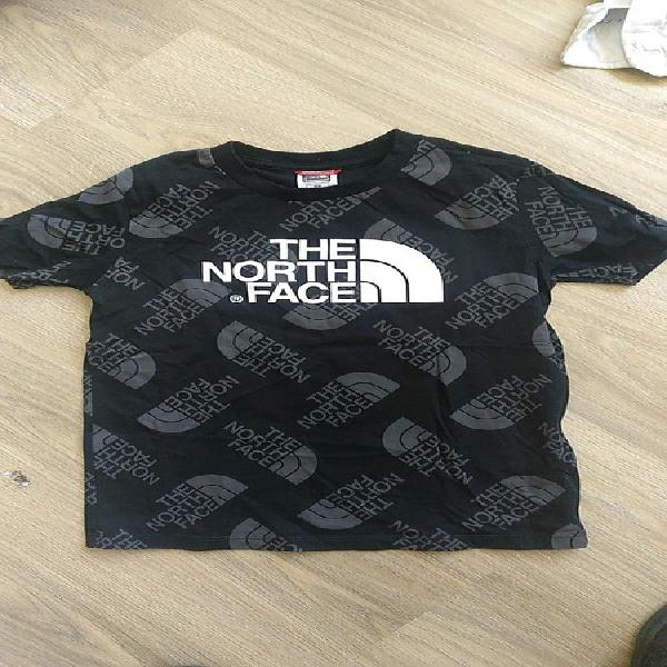 Camiseta original the north face talla 10