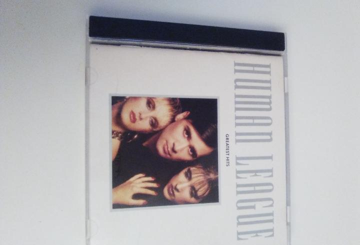 Human league greatest hits (1988 virgin a&m) techno pop
