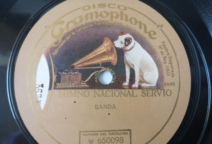 Himno nacional servio / himno nacional japonés
