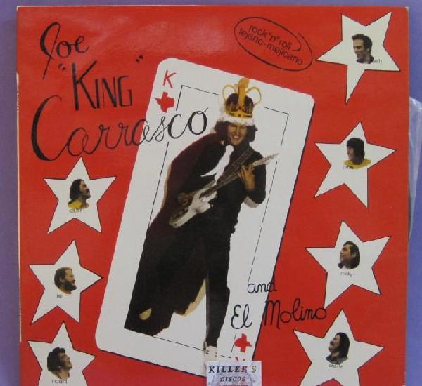 "Joe ""king"" carrasco and el molino - lp"