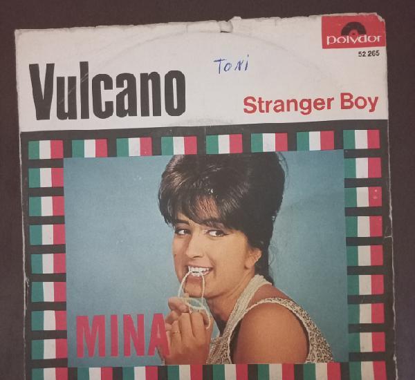 Mina vulcano - stranger boy