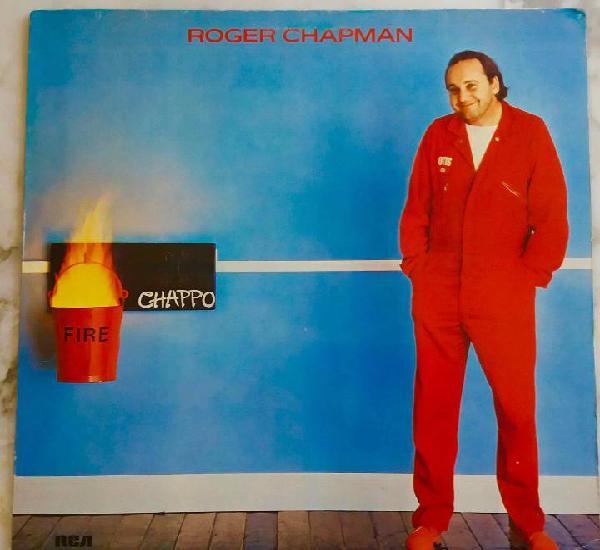 Roger chapman. (family). chappo. lp alemania