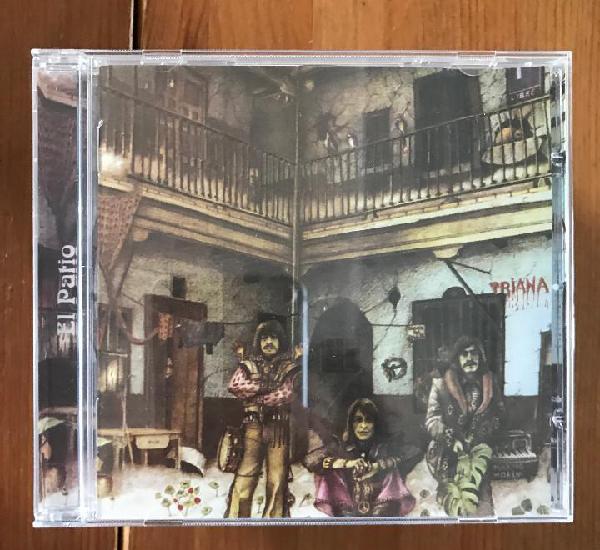 Triana - el patio (1975) - cd fonomusic 2002