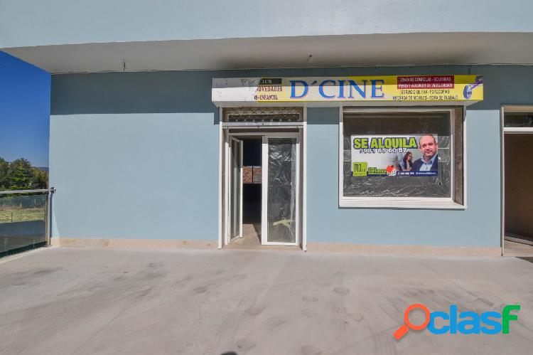 Local comercial en zona santirso de mabegondo, abegondo