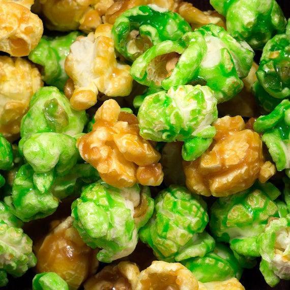 Gourmet confitado palomitas de maíz-muchos sabores