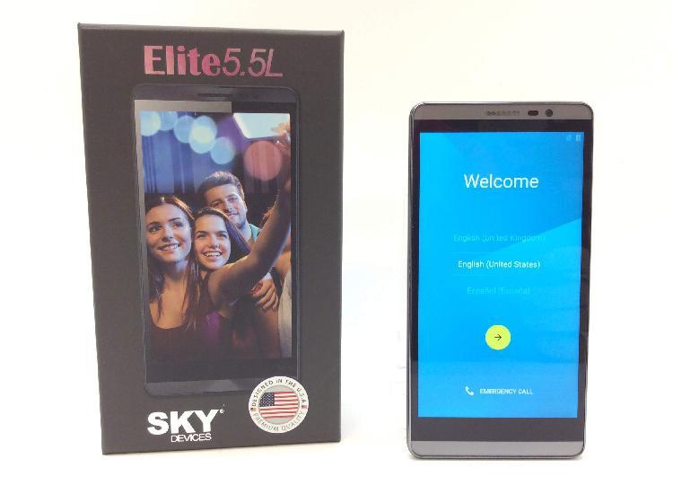 Sky devices platinum elite 5.5l
