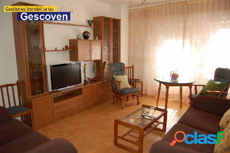 Comodo y centrico apartamento con calefacción