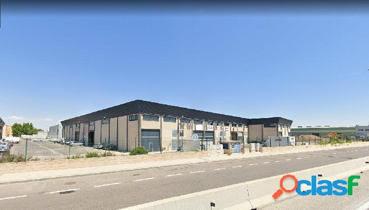 Nave Industrial en Alcalá de Henares. Madrid. 1