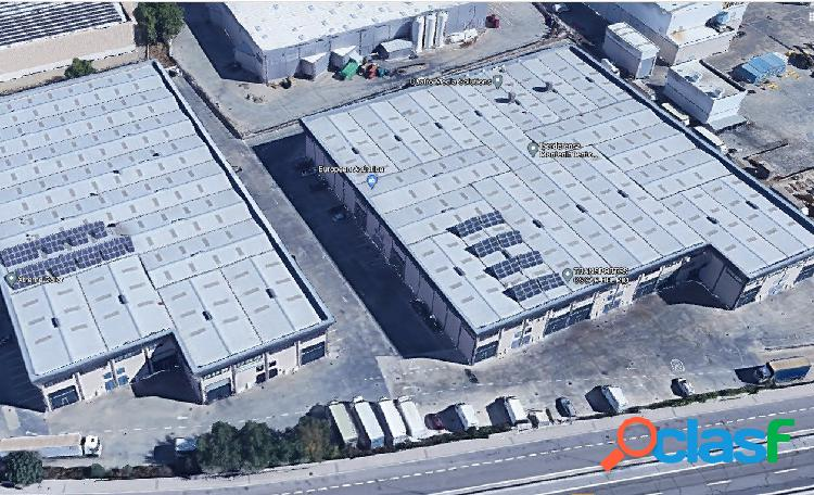 Nave Industrial en Alcalá de Henares. Madrid. 2