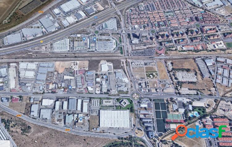 Nave Industrial en Alcalá de Henares. Madrid. 3