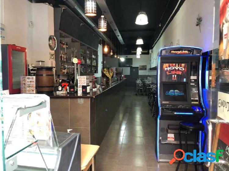 Traspaso bar restaurante c2 mixto en hostafrancs