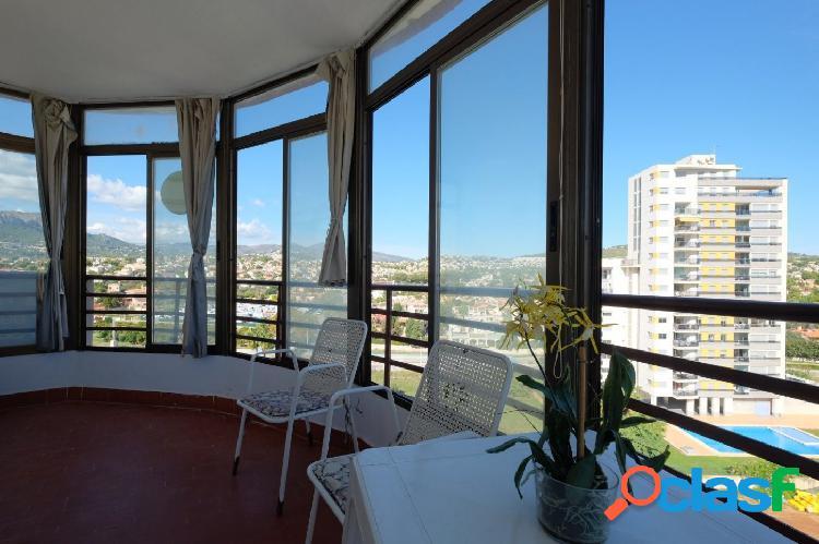 Apartamento en Calpe con vistas panoramicas. 1