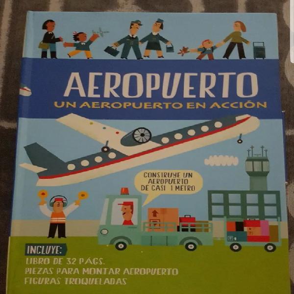 Libro aeropuerto