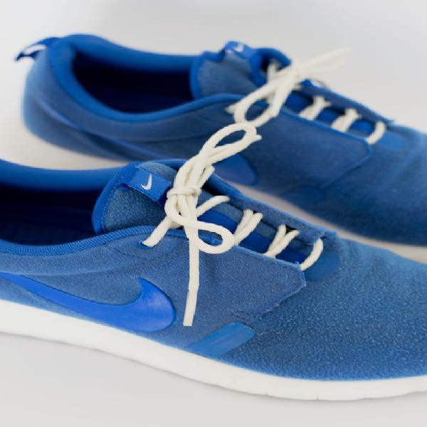 Nike roshe azul