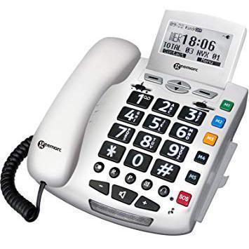 Senior teléfono geemarc serenidades