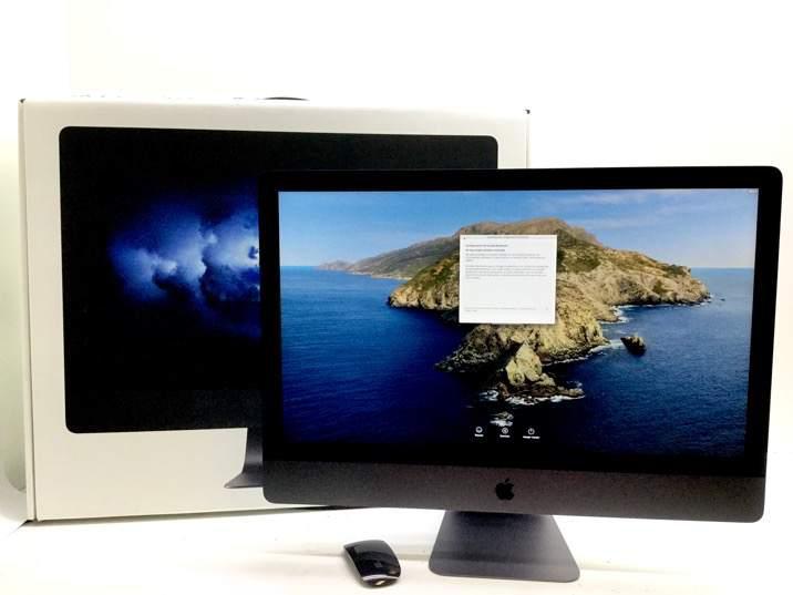 Ordenador apple apple imac pro retina 5k intel xeon w 8