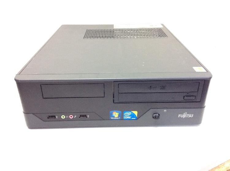 Pc fujitsu i3 550 3.20ghz 4gb ddr3 hdd 320g