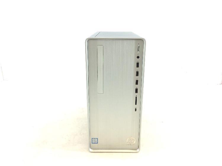 Pc hp intel core i5 9ª generación + 8gb ram + 477gb hdd