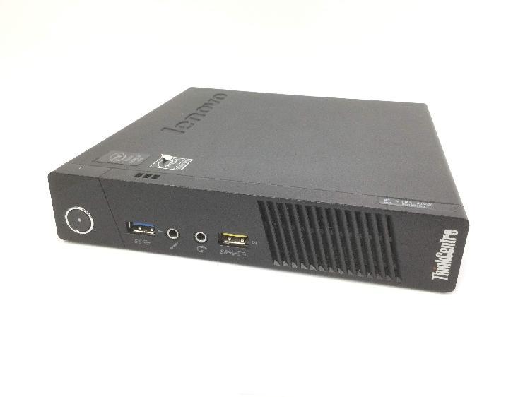 Pc lenovo m93p core i5 4gb ram 500gb hdd