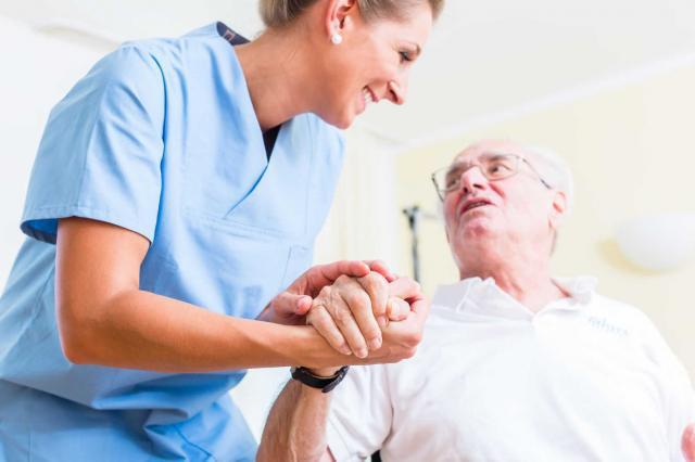 Aux de psiquiatria y geriatria cuido enferma en palma