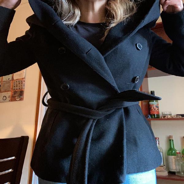 Chaqueta abrigo zara s
