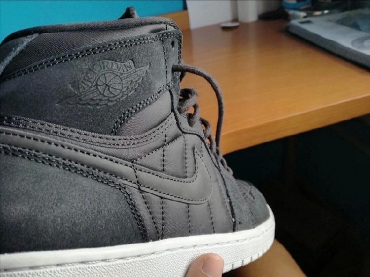 Nike air jordan 1 high strap