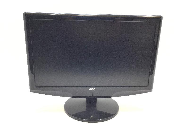 Monitor tft aoc 931swl 18.5 tft