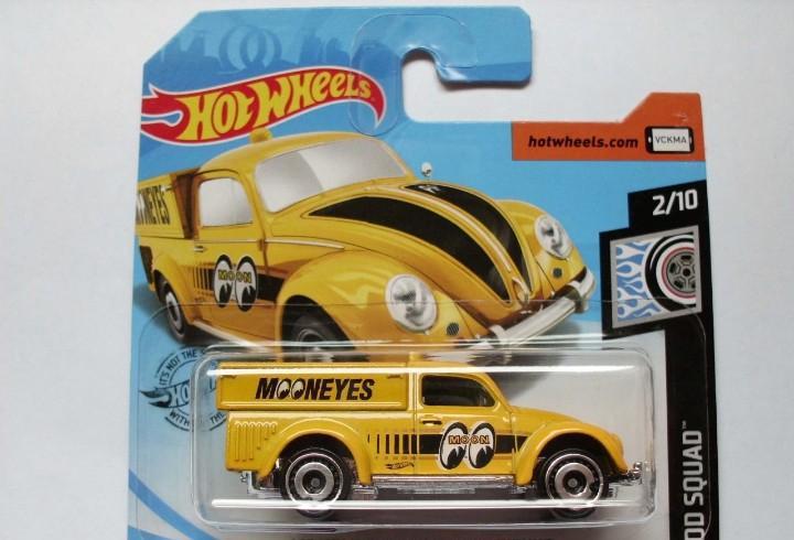 Hot wheels - 2020 - rod squad - volkswagen beetle pickup 49