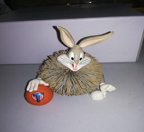Looney tunes figura de pvc bugs bunny pelicula space jam