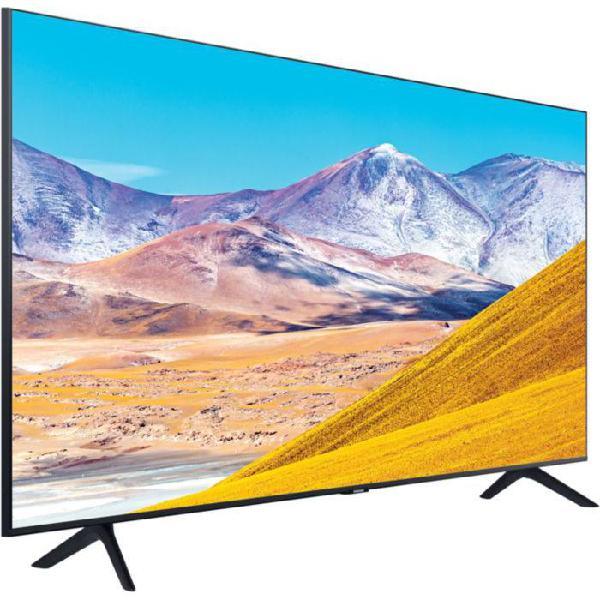 Smart tv samsung lcd ultra hd 4k 165 cm ue65tu8005k