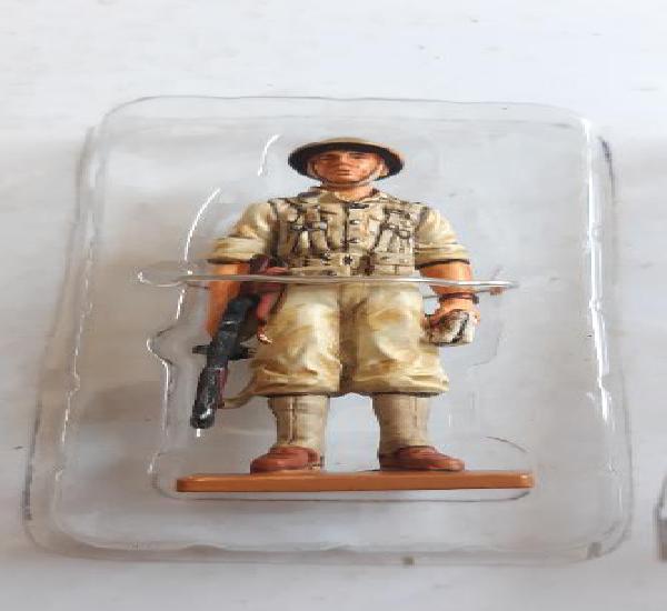 Soldado de plomo ed. del prado. 1st. lt. cavalry filipinas.