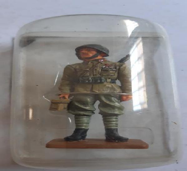 Soldado de plomo ed. del prado. caporal 1st. bersaglieri