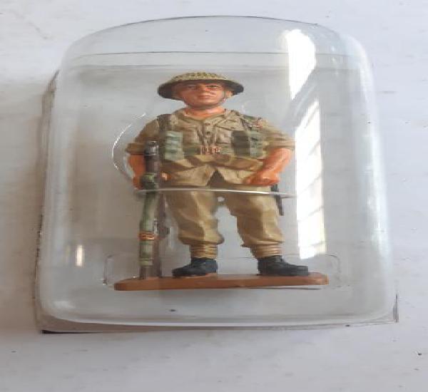 Soldado de plomo ed. del prado. caporal comando marina real