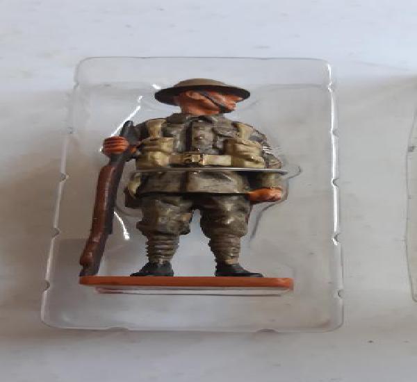 Soldado de plomo ed. del prado. sargento infantería uk