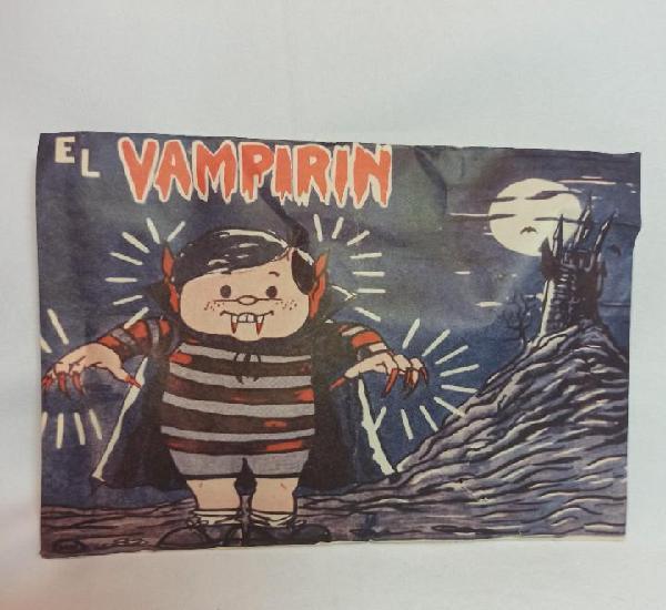 Sobre sorpresa vampirin sin abrir