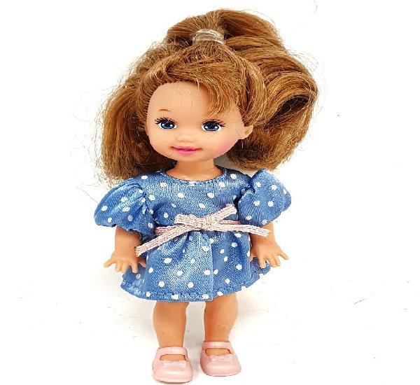 Vestido y zapatos de muñeca marisa de lil' friends of kelly