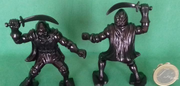 Figuras y soldaditos de 7 ctms - 13953