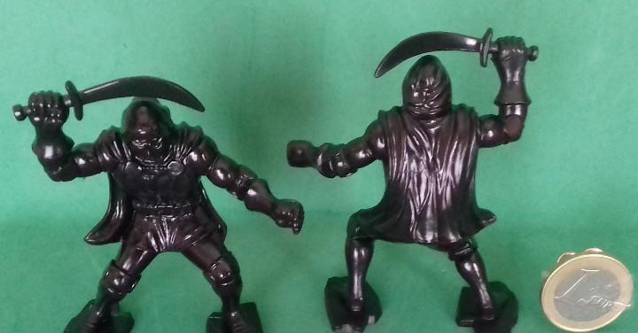 Figuras y soldaditos de 7 ctms - 13954