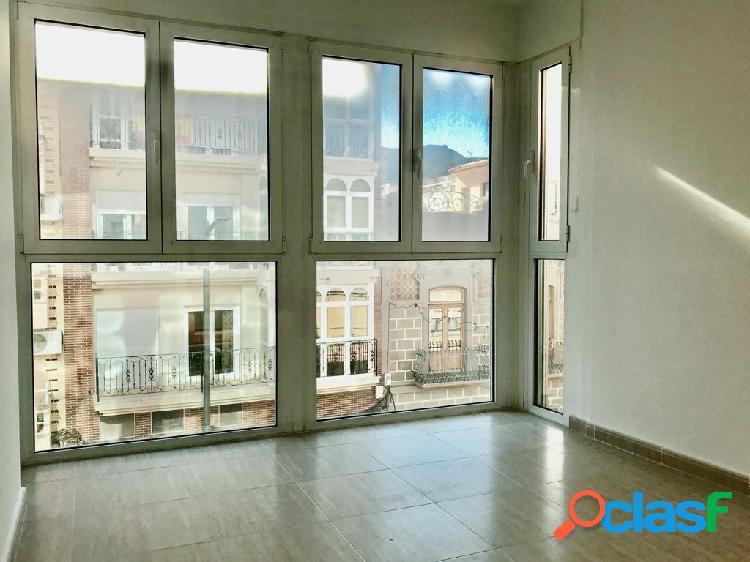 0 % comisión agencia!! se vende pisos nuevos con garaje y trastero en calle mayor. la union.