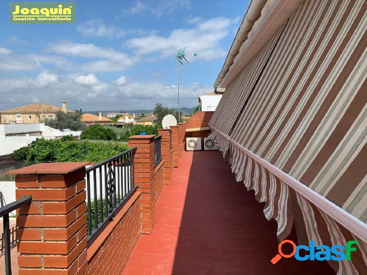 CASA ADOSADA EN FONTANAR DE QUINTOS--LA GOLONDRINA. HIPOTECABLE. 3