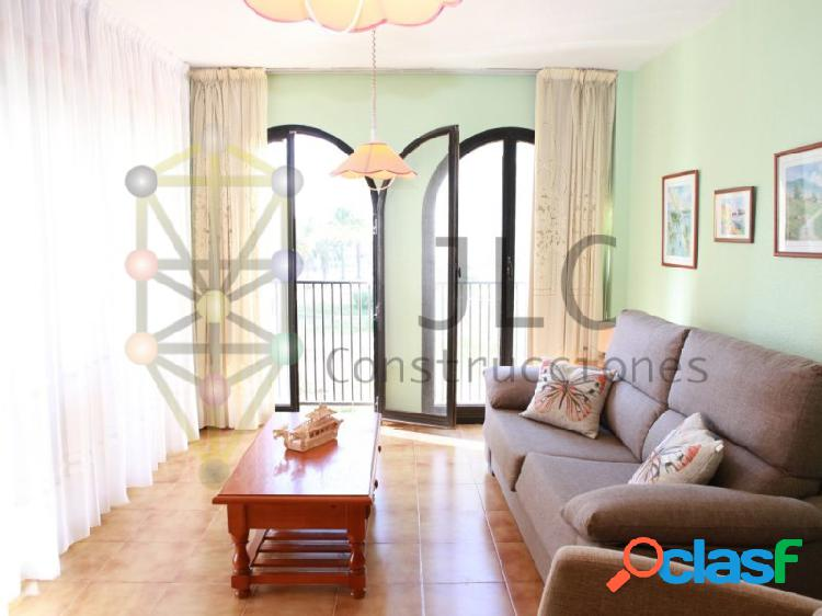 Apartamento en primera línea de la playa de la manga del mar menor por 58.000€.