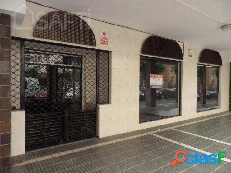 ¡magnífico local comercial en centro arrigorriaga!