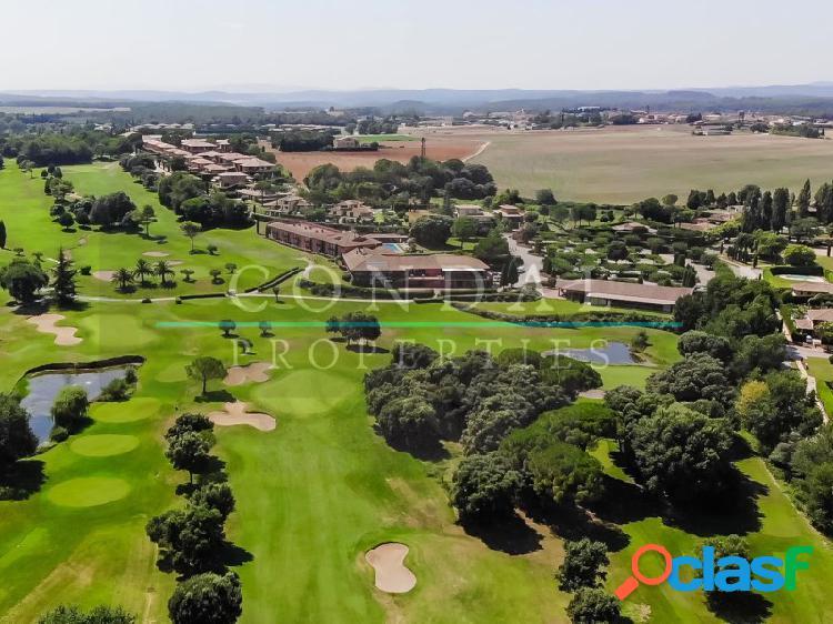 Parcela en torremirona golf resort, costa brava, empordà